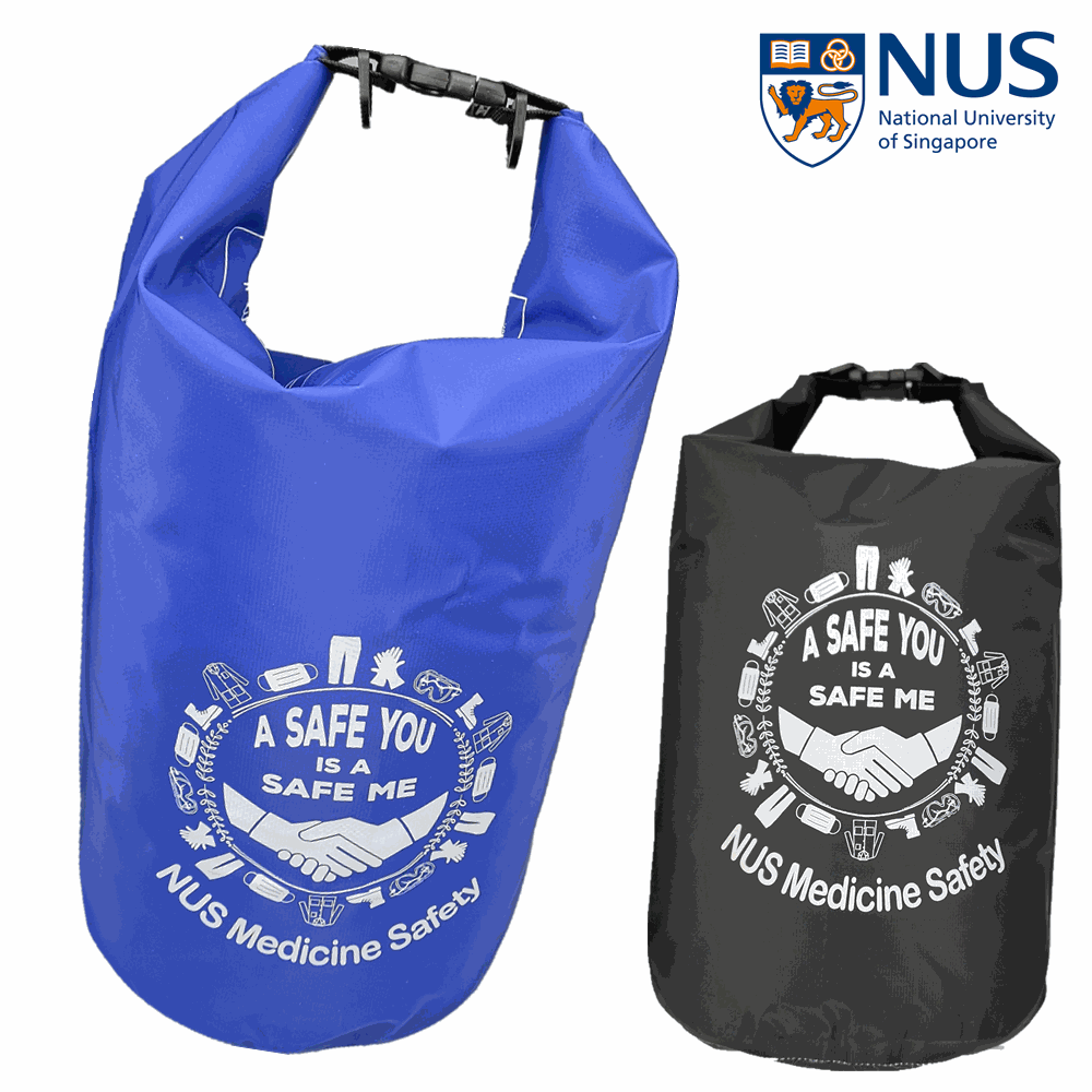 customised customized waterproof dry bag printing logo full color colour corporate gift promotional gift giveaway door wholesale singapore supplier