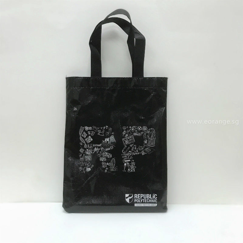 customised printing Non-Woven Bag with Lamination for event shows