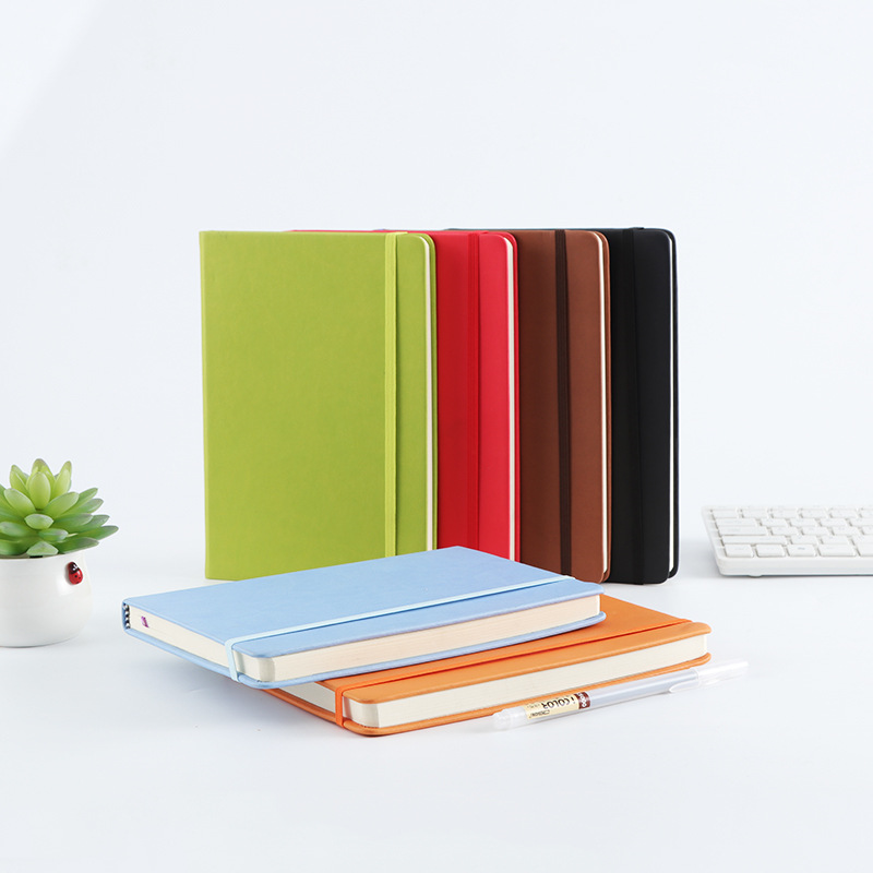 A5 Size Wire-O Notebook