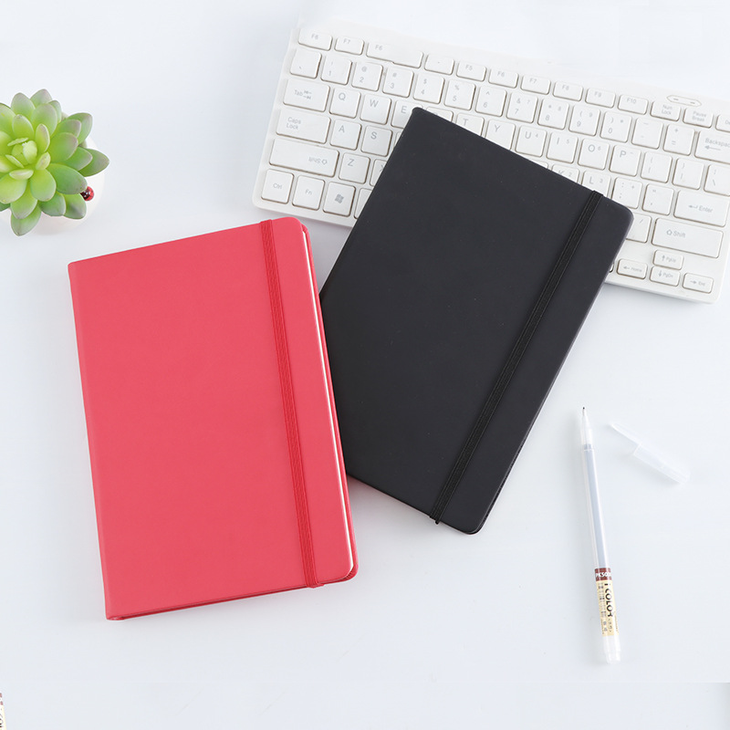 A5 High Quality Premium Leather Notebook
