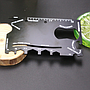 Credit Card Shaped Multi Tools