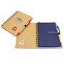 Eco-Friendly Notebooks with Pen