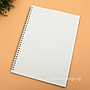 Classic A5 Size Wire-O Notebook